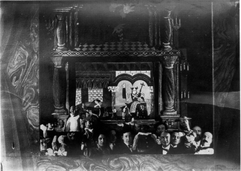 """El retablo de maese Pedro"", pariška izvedba 1923. godine, foto: All Strings Attached"