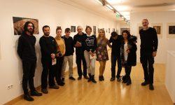 Exhibition exchange of students from Osijek and Split