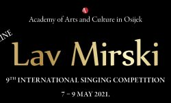 International Singing Competition Lav Mirski 2021