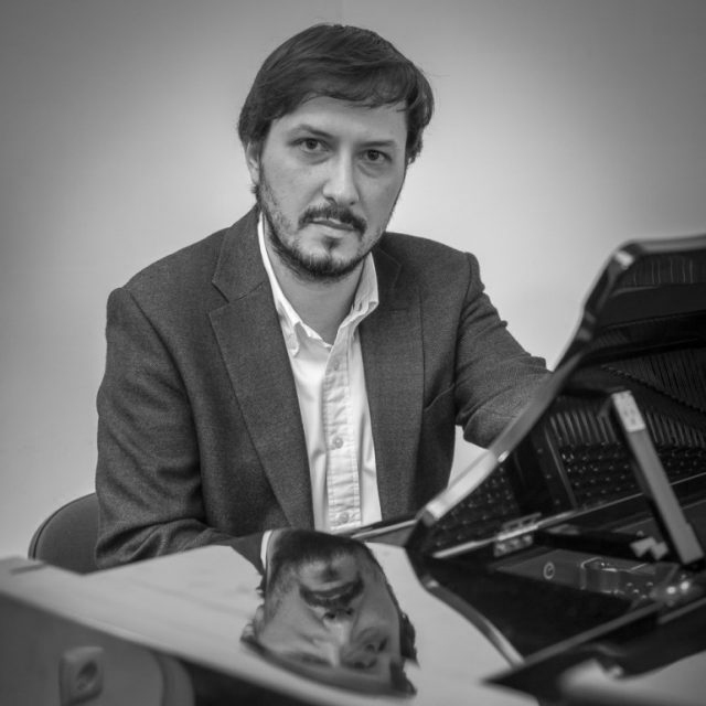 izv. prof. art. dr. sc. Berislav Jerković, voditelj Odsjeka