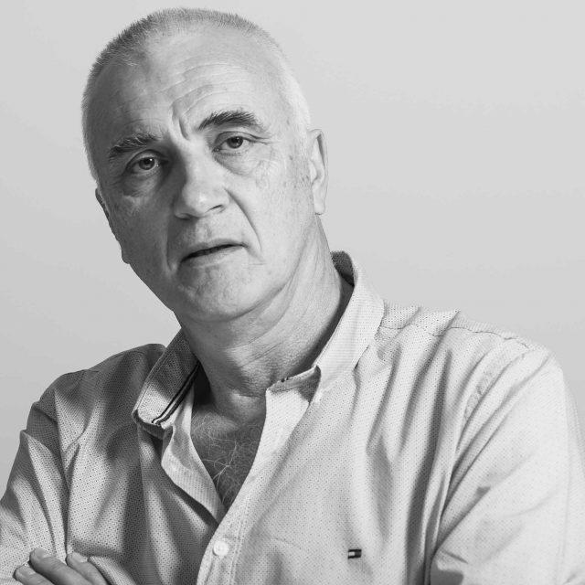 izv. prof. art. Davor Šarić, voditelj Odsjeka