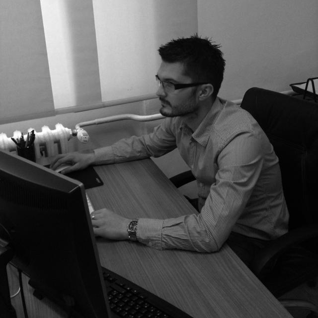 Tomislav Marijanović, bacc. ing. el., viši tehničar