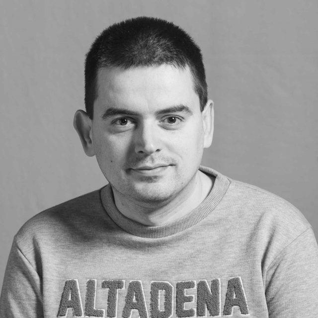 dr. sc. Hrvoje Mesić, poslijedoktorand