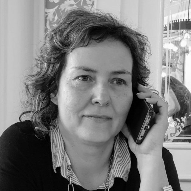 Darija Kuharić, viša predavačica