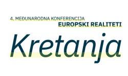 4. Međunarodni znanstveni skup Europski realiteti – Kretanja