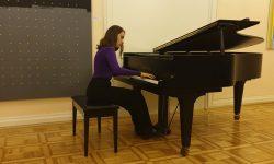 Umjetnost i žena – Koncertna točka
