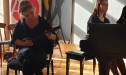 Umjetnost i žena – Koncertni break