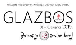 GLAZ-B-OS 2019 – 13. glazbene božićne svečanosti Akademije za umjetnost i kulturu u Osijeku