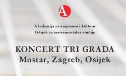 Koncert tri grada