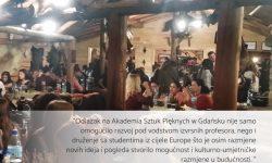 Dražen Mesarić, student – Erasmus+ mobilnost u Gdansku, Poljska