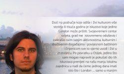 Tihomir Ranogajec, asistent – Erasmus+ stručna praksa u Londonu
