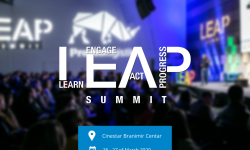 LEAP Summit – najveća međunarodna konferencija za mlade u Europi