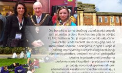 doc. dr. sc. Katarina Žeravica – Erasmus+ na Leeds Beckett University, Engleska