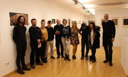 Razmjena izložbi osječkih i splitskih studenata grafike