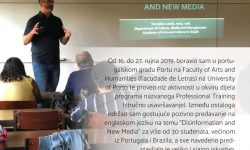 Tomislav Levak, asistent, Faculty of Arts and Humanities, University of Porto, Portugal