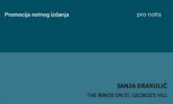 30. svibnja 2020. održana je promocija notnog izdanja: Sanja Drakulić, The Winds on St. George's Hill