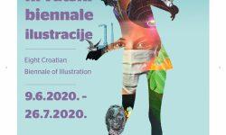 8. hrvatsko biennale ilustracije u Galeriji Klovićevi dvori