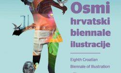 Predstavljanje međunarodnog studentskog projekta Kako vidim budućnost / How I See the Future na 8. hrvatskom biennalu ilustracije u Galeriji Klovićevi dvori u Zagrebu