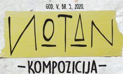 Novi broj studentskog časopisa Notan