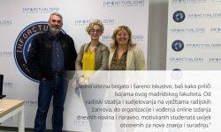 doc. dr. sc. Marina Đukić – Erasmus+ na Facultad de Ciencias de la Informacion, Universidad Complutense de Madrid, Španjolska