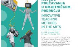Zbornik sažetaka – Inovativne metode poučavanja u umjetničkom području