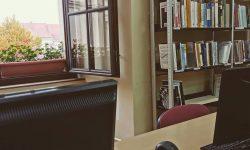 Radno vrijeme knjižnice od 16.11.2020.