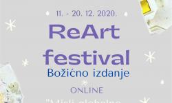 Božićno izdanje ReArt festivala