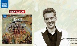 Franz LISZT (1811–1886) Hungarian Fantasy Rhapsodie espagnole De profundis • Totentanz – Goran Filipec, Piano