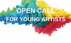 Otvoreni poziv za mlade umjetnike