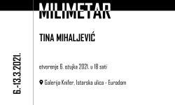 Izložba Puni Milimetar u Galeriji Knifer
