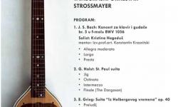 Koncert akademijinog tamburaškog orkestra Strossmayer