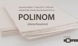 Izložba Polinom Jelene Kovačević u Galeriji Knifer