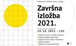 Završna izložba 2021.